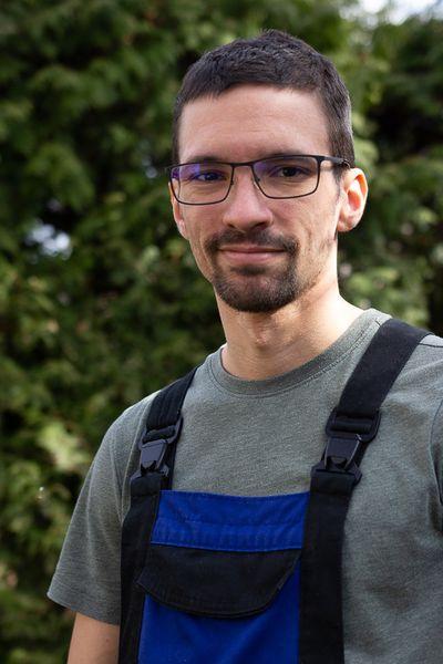 Villanyszerelő Siklósi Richárd profilkép